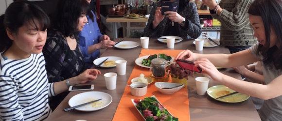 薬膳料理の会